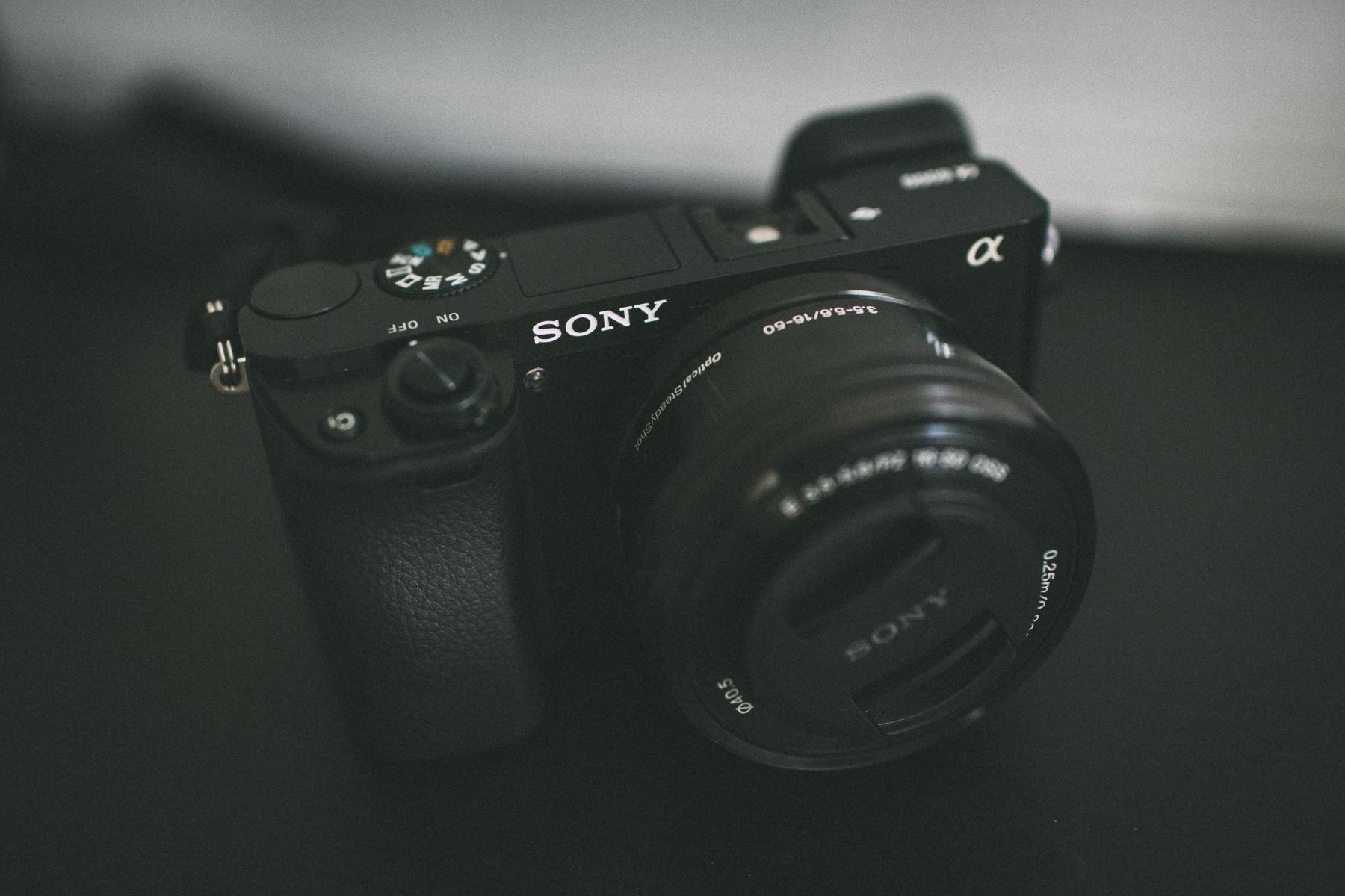 Sony A6000 mirrorless camera south america gear list