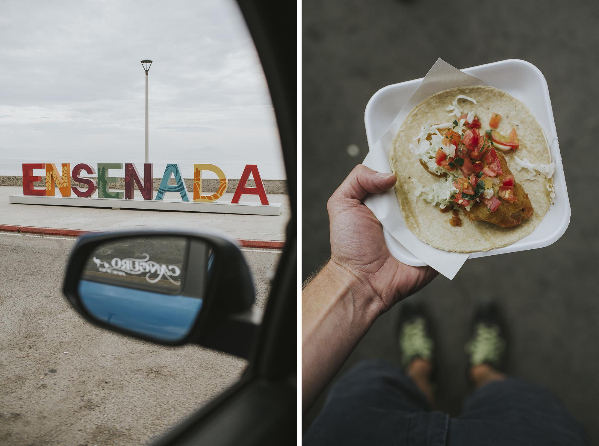 Ensenada Mexico for tacos